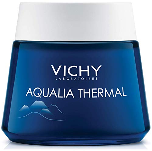 Vichy - Vichy Aqualia Thermal Replenishing Night Cream 2.54 Fl. Oz.