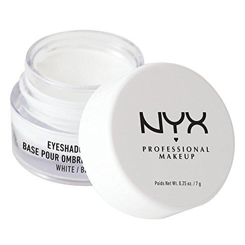 NYX - NYX Professional Makeup Eyeshadow Base, White