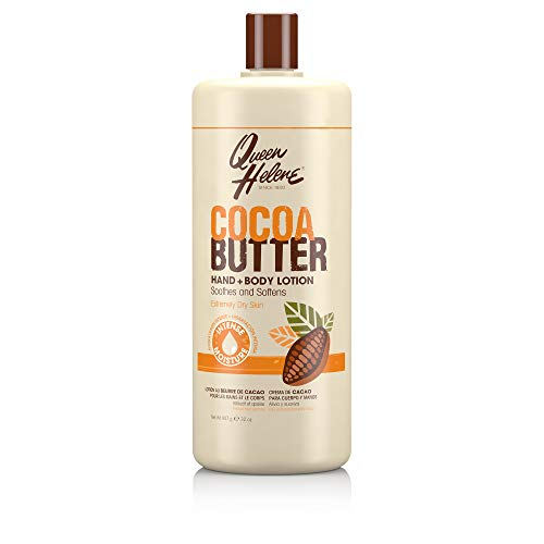 Queen Helene - QUEEN HELENE Cocoa Butter Hand and Body Lotion 32 oz (Pack of 3)