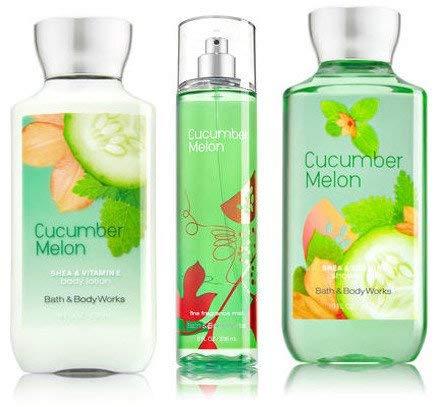 Bath & Body Works - Bath & Body Works Fine Fragrance Mist Cucumber Melon