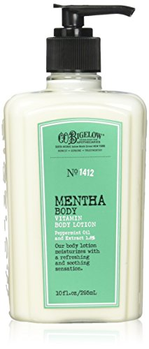 C.O. Bigelow - C.O. Bigelow Mentha Vitamin Body Lotion 10 Oz.