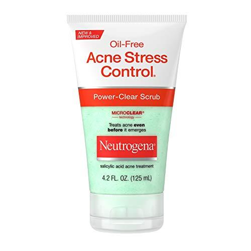 Neutrogena Neutrogena Oil-Free Acne Stress Control Power-Clear Scrub, 4.2 Fl. Oz.