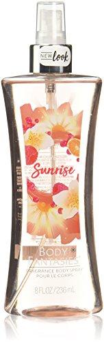 BODY FANTASIES SIGNATURE - Body Fantasies Signature Fragrance Body Spray, Sweet Sunrise Fantasy, 8 Fluid Ounce