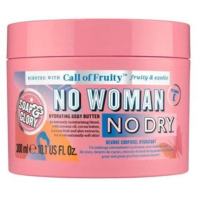 Soap & Glory - Call of Fruity No Woman No Dry Body Butter
