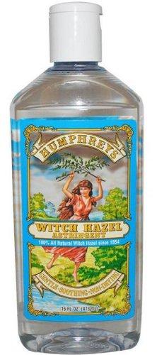 Humphrey's - Humphrey's Witch Hazel Astringent, 8 Ounce