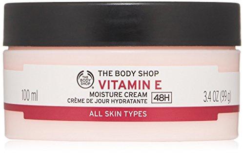 The Body Shop - The Body Shop Vitamin E Moisture Cream, 3.4 Fl Oz