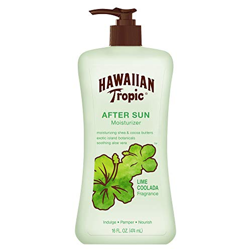 Hawaiian Tropic - Lime Coolada After Sun Moisturizer