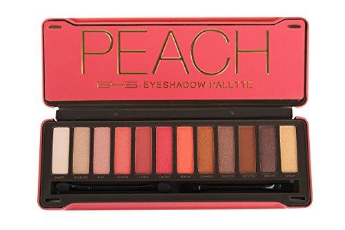 Bys - Peach Eyeshadow Palette Tin