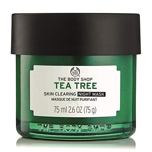 The Body Shop - Tea Tree Anti-Imperfection Night Mask
