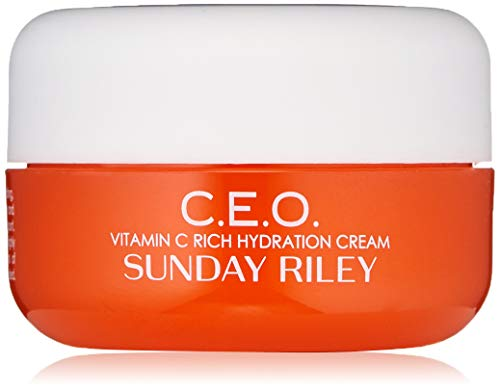Sunday Riley - Sunday Riley C.E.O. C Plus E Antioxidant Protect Plus Repair Moisturizer, 0.5 Fl Oz