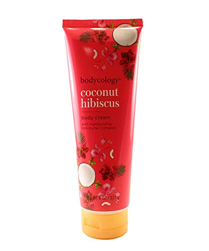 Bodycology - Bodycology Coconut Hibiscus Moisturizing Body Cream - 8 Oz
