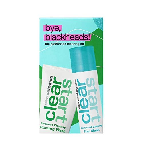 Dermalogica - Dermalogica Bye, Blackheads! Breakout Clearing Holiday Set - Includes: Acne Face Wash & Blackhead Removing Mask - Foam & Fizz Your Way To Clear Skin