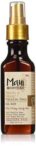 Maui Moisture - Smooth & Repair + Vanilla Bean Oil Mist