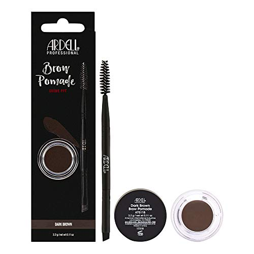 Ardell - Ardell Dark Brown Pomade with Brush Dark Brown