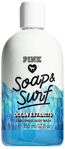 Victoria's Secret - Victoria's Secret PINK Soap & Surf Ocean Extracts Dual-Phase Body Wash