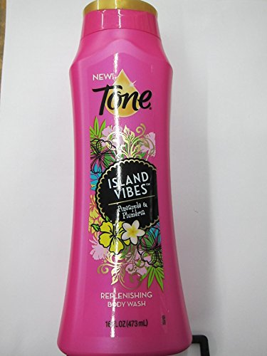 Tone - Tone Island Vibes Refreshing Body Wash, 16 fl oz