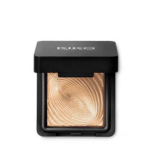 KIKO - KIKO MILANO - Water Eyeshadow - Instant color eyeshadow, for wet and dry use. Light Gold 208