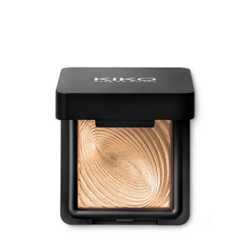 KIKO - KIKO MILANO - Water Eyeshadow - Instant color eyeshadow, for wet and dry use. Light Gold 208