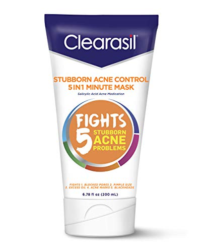 Clearasil - Clearasil Ultra Acne + Marks Wash and Mask, 6.78 oz.