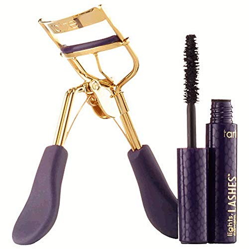 Tarte - Picture Perfect Eyelash Curler & Deluxe Lights, Camera, Lashes Mascara