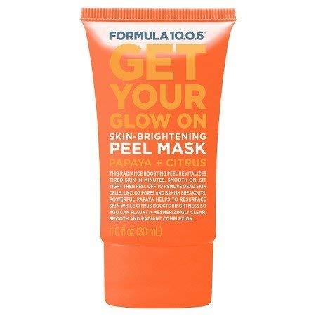 Formula 10.0.6 - Skin Brightening Peel Mask Papaya Citrus