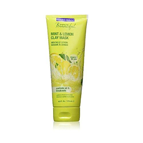Freeman - Facial Mint & Lemon Clay Mask