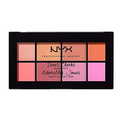 NYX - NYX Professional Makeup Sweet Cheeks Blush Palette