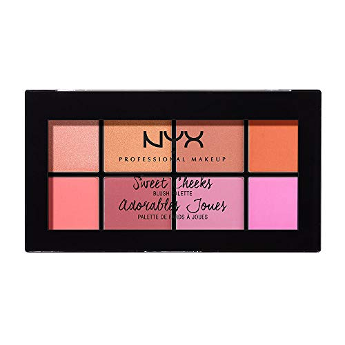 NYX - NYX Professional Makeup Sweet Cheeks Blush Palette