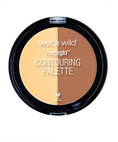 Wet N' Wild - Contouring Pallete Powder, Caramel Toffee