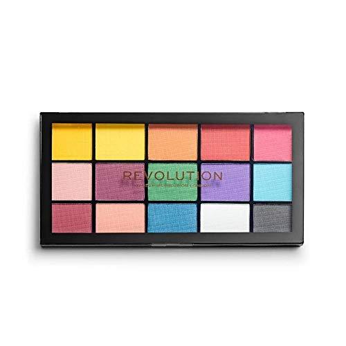 Makeup Revolution - Makeup Revolution Eyeshadow Palette, Reloaded Marvellous Marvelous Mattes