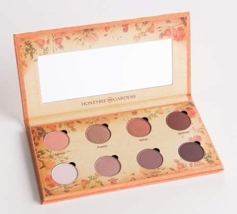Honeybee Gardens - Honeybee Gardens Nude Renaissance Refillable Eye Shadow Palette