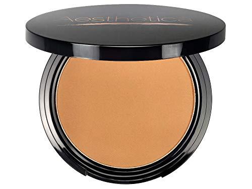Aesthetica - Aesthetica Sunset Bronzer Powder - Matte Bronzing Powder Makeup Contouring Powder - Vegan & Cruelty Free