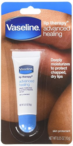 Vaseline - Vaseline Lip Therapy Advanced Healing 0.35 oz (Pack of 18)
