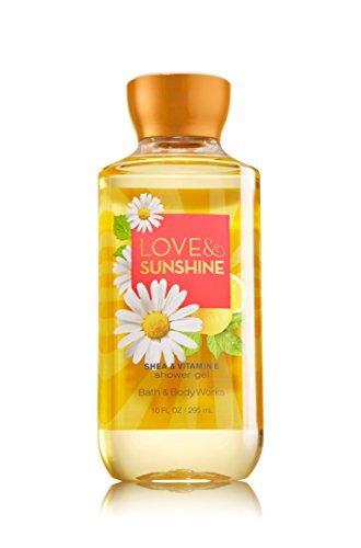 Bath & Body Works - Bath & Body Works Shower Gel Love & Sunshine