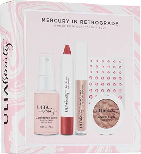 Ulta Beauty - Mercury In Retrograde 5 Piece Rose Quartz Look Book