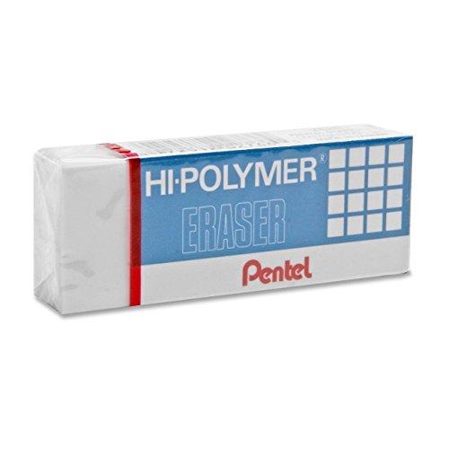 Pentel - Pentel Hi-Polymer White Block Eraser