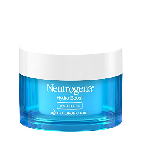 Neutrogena Neutrogena Hydro Boost Hyaluronic Acid Hydrating Water Gel Daily Face Moisturizer for Dry Skin, Oil-Free, Non-Comedogenic Face Lotion, 1.7 fl. oz