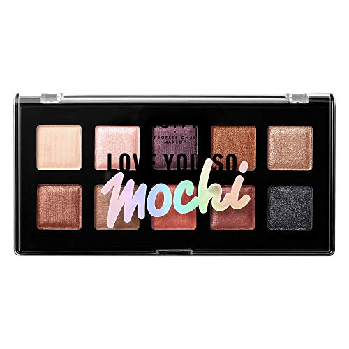 NYX NYX PROFESSIONAL MAKEUP Love You so Mochi Eyeshadow Palette