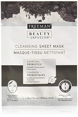 Freeman - Infusion Mask Cleansing Sheet