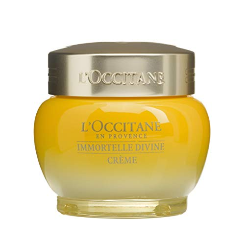 l'Occitane - L'Occitane Anti-Aging Divine Cream for a Youthful and Radiant Glow, 1.7 oz.