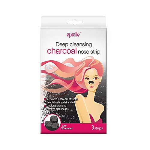 Kareway Epielle - Deep Cleansing Charcoal Nose Strip