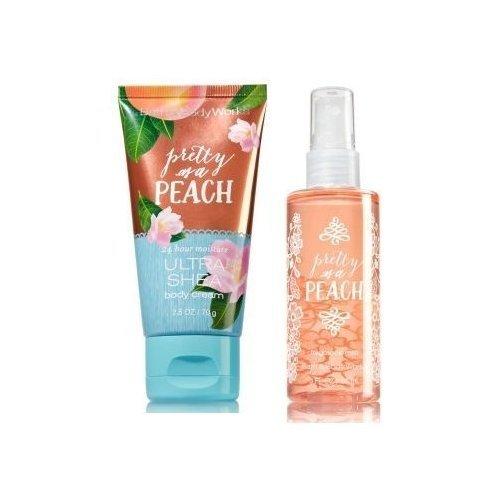 Bath & Body Works - Pretty As A Peach Ultra Shea Body Cream