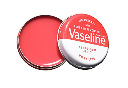 Vaseline - VASELINE Lip Therapy ROSY LIPS with Rose and Almond Oil 20g