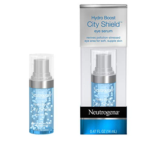 Neutrogena - Neutrogena Hydro Boost City Shield Hydrating Eye Serum with Hyaluronic Acid, Antioxidants 0.47 oz