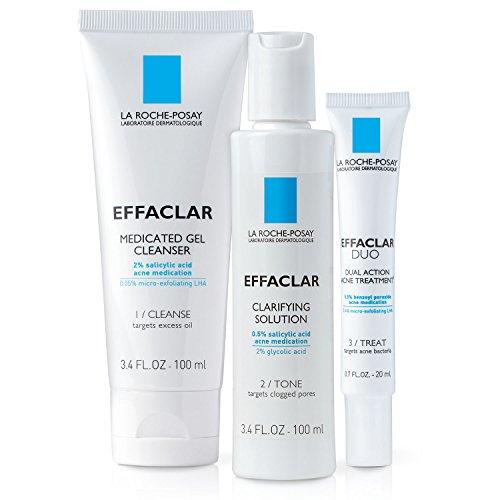 La Roche-Posay - Effaclar Dermatological Acne Treatment System