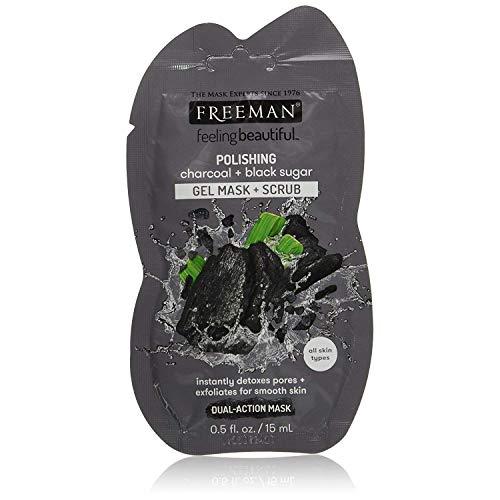 Freeman - Facial Charcoal and Black Sugar Pack