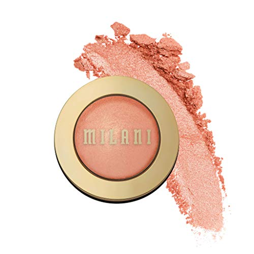 Milani - Milani Baked Blush & Baked Highlighter - Shape, Contour & Highlight Face for a Shimmery or Matte Finish