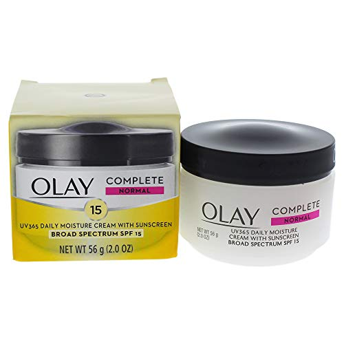 Olay - Complete All Day UV Moisture Cream, Normal SPF 15