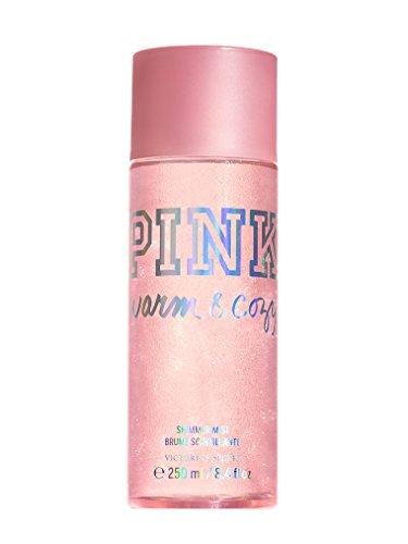 Victoria's Secret - Victoria's Secret PINK Warm & Cozy SHIMMER Mist 250ml 8.4 oz by Victoria's Secret