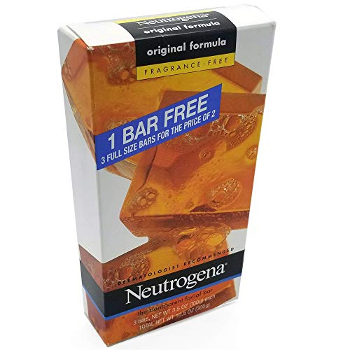 Neutrogena - Transparent Soap Bar